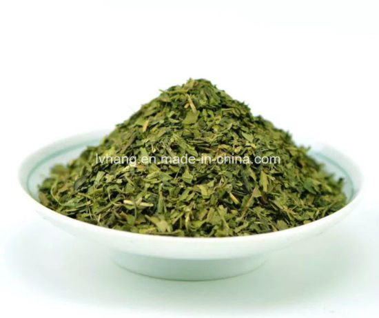 Broken Green Tea (Can Make Steamed Green Tea) pictures & photos