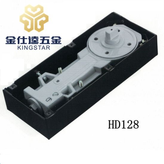 China Hot Sell Light Duty Economic Floor Spring Hd128 For Glass Door