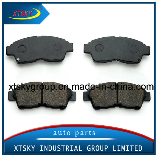 Car Accessories Semi-Metal Auto Disc Brake Pad (04465-yzz51) pictures & photos