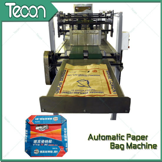 Automatic Kraft Paper Bag Production Line for Cement pictures & photos