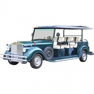 Electric Classic Car, 12 Seats, Eg6120k, Electric Roadster