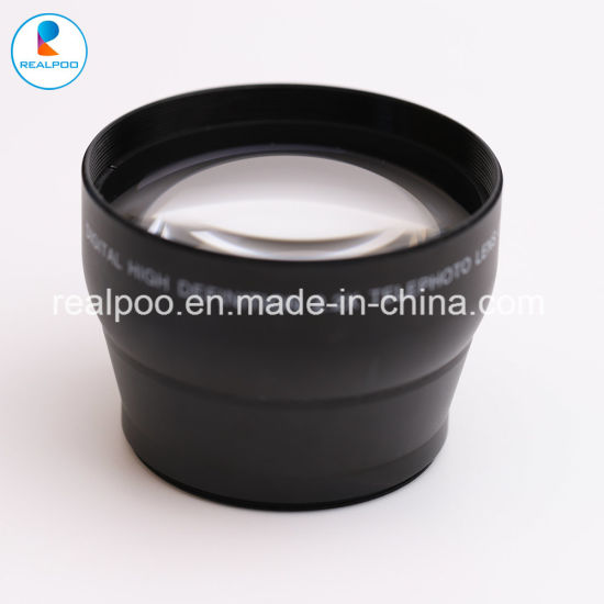 Professional 58mm Wide Angle Camera Lens 22X
