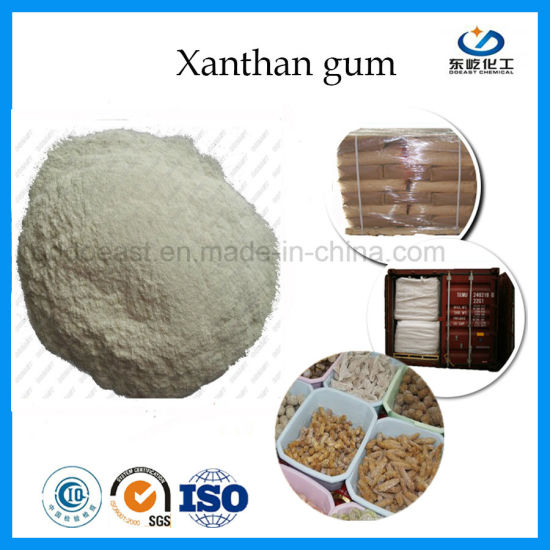 Food Additive Halal Certificated Xanthan Gum for Food Grade