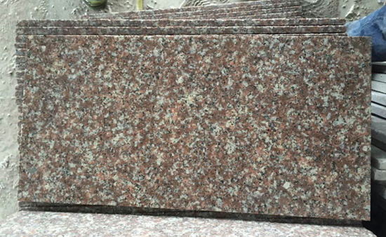 G687 Peach Red Granite Tiles for Floor and Wall pictures & photos