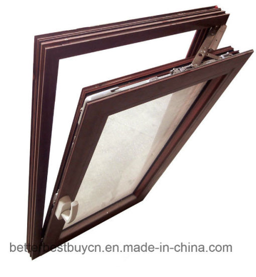 Top Sale High Quality Tilt and Turn Aluminium Window pictures & photos