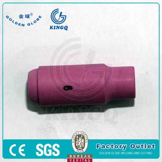 Kingq TIG Welding Torch with Electrode, Nozzle, Collect Body (Wp - 17) pictures & photos