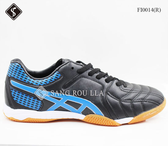 Sports Shoes Indoor Soccer Shoes for Men pictures & photos