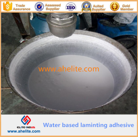Water Based Lamination Glue Cold Lamination Glue for Paper with BOPP Film pictures & photos