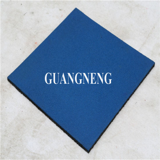 Gym Rubber Tile/Rubber Floor Tile/Gym Floor Mat for Sale (GT0203) pictures & photos