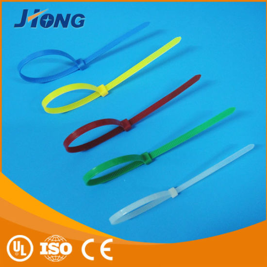Industrial Safety Nylon66 Cable Tie
