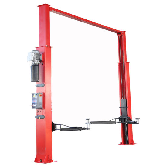 China Double Columns Hydraulic Used Car Lifts For Garage Use China