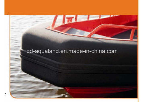 Aqualand Solid Foam Tube Fender Sponson for Rib Boats/EVA Solid Foam Tube/Non-Air Filled Tube (RIB800B)
