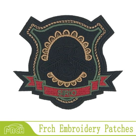 High Quality Factory Price Custom Patch, Military Embroidery Badge for  Cloth, Shoes