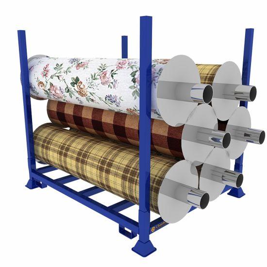 Factory Wholesale Portable Storage Folding Steel Tire Rack