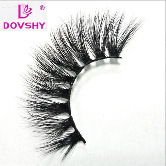 b61d9009967 ODM OEM 3D Bushy 100% Real Wholesale Handmake Mink Lashes. Get Latest Price
