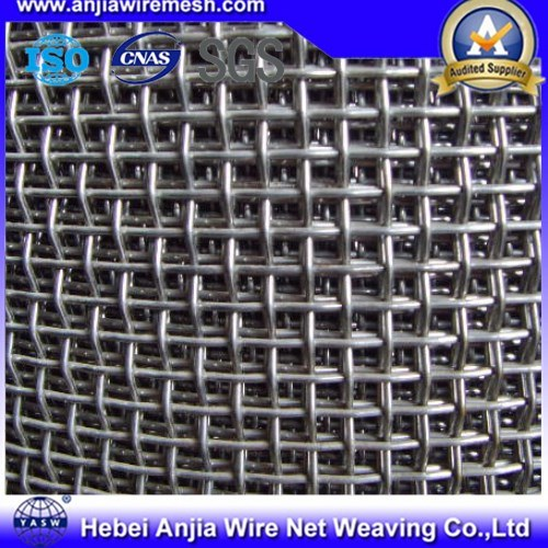 Galvanized Filter Net Square Wire Mesh with Ce and SGS pictures & photos