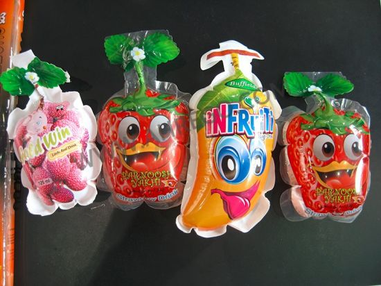 Juice Pouch Filling Sealing Machine Juice Packing Machine pictures & photos