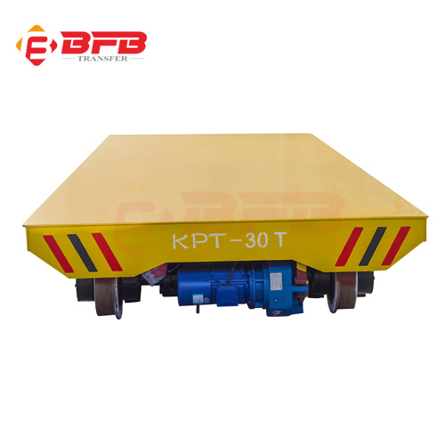 15t Rail Transfer Boige Powered by Towed Cable Applied (KPT-15T) pictures & photos