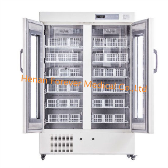 2 to 8 Degree 240L Upright Style Medical Refrigerator pictures & photos