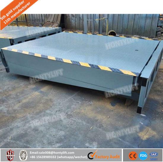 Used Car Warehouse: China Warehouse Used Car Ramp Stationary Dock Leveler Dock
