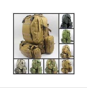 Military and Tactical Assault Backpack (STBK)