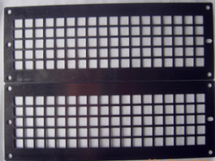 Tec-Sieve Square Hole Perforated Metal Sheets