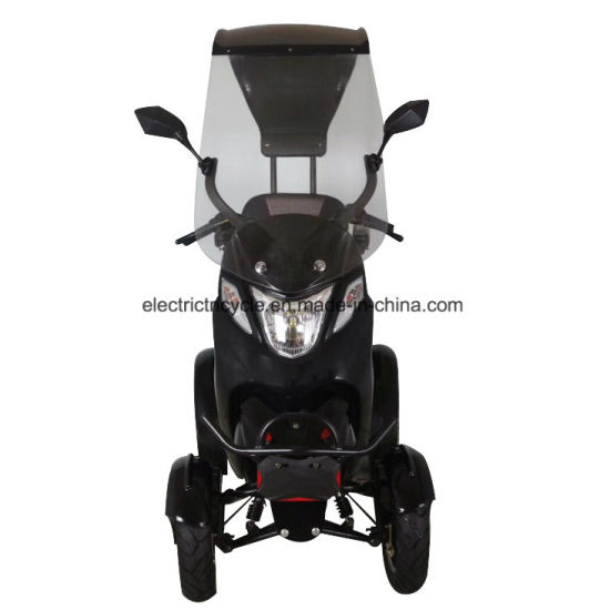 500W New Arrival Electric 4 Wheeler 4 Wheel Electric Mobility Scooter Adults
