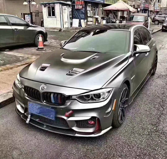 China Bmw F30 F50 M3 Front Rear Bumper Auto Parts Bodykit China