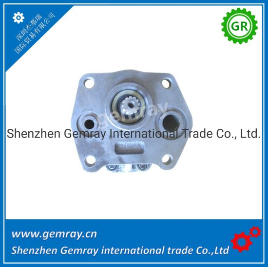 Main Clutch Pump 07421-71401 Hydraulic Gear Pump for Komatsu Bulldozer  D20A-6