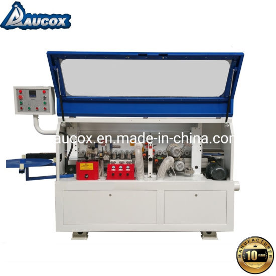 Wf60e Door Semi Automatic Edge Banding Machine PVC MDF Edge Banding Machine/Semi-Automatic Edge Bander