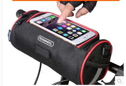 Multifunctional Bike Pannier Shoulder Bag