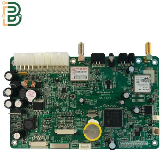 China PCBA Manufacturing Service Printed Circuit Boards Manufacture and PCB Assembly Custom