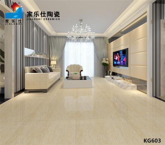 Modern Design Hospital Polished Porcelain Tiles for Walls Rectified Wall  Tiles