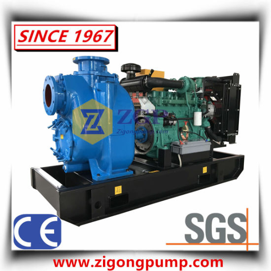 Diesel Engine Cast Iron,Duplex Stainless Steel Non-Clogging Centrifugal Chemical Waste Sewage Sea Water Gorman-Rupp Self-Priming Self Priming Flood Control Pump