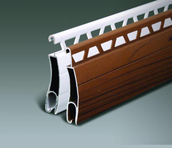 Rollershutter Blind Door Window furniture Carbnet Aluminum Profile