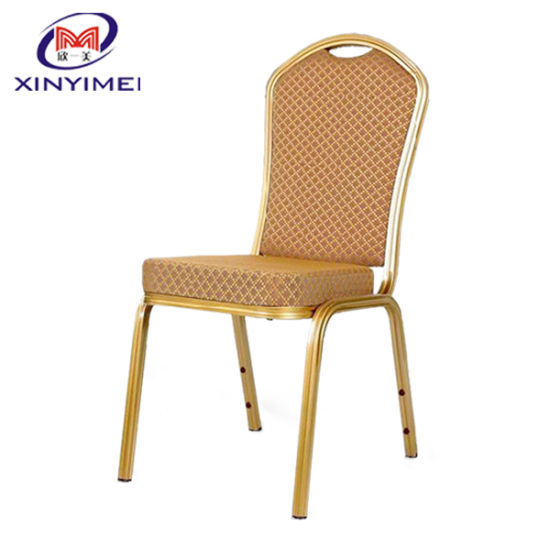 12 Year Factory Modern Strong Hotel Stacking Dining Chair for Sale
