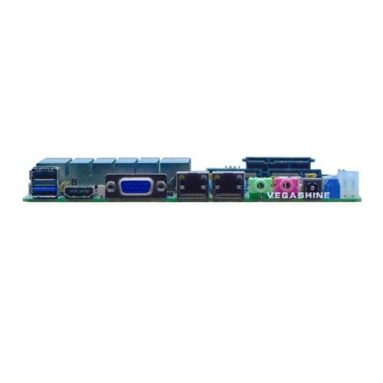 China J4105 X86 Fanless Mini Itx Motherboard with 2 COM 2
