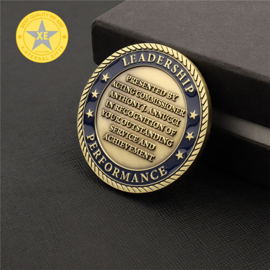 Wholesale Custom Design 3D/2D/Flat/ Full 3D Metal Coin pictures & photos