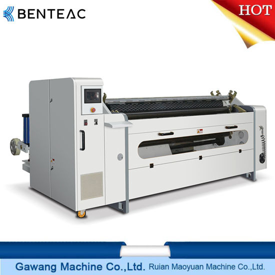Stable Performance Auto Loading Craft Paper Slitting and Rewinding Machinery