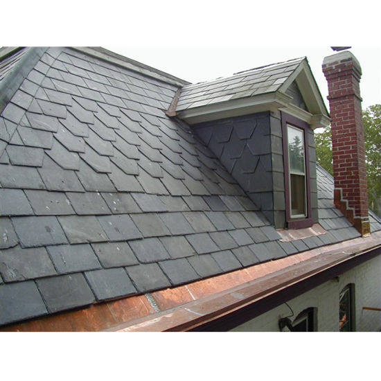 China Black Slate Roofing Tiles Roof Slate China Roofing Material Black Slate
