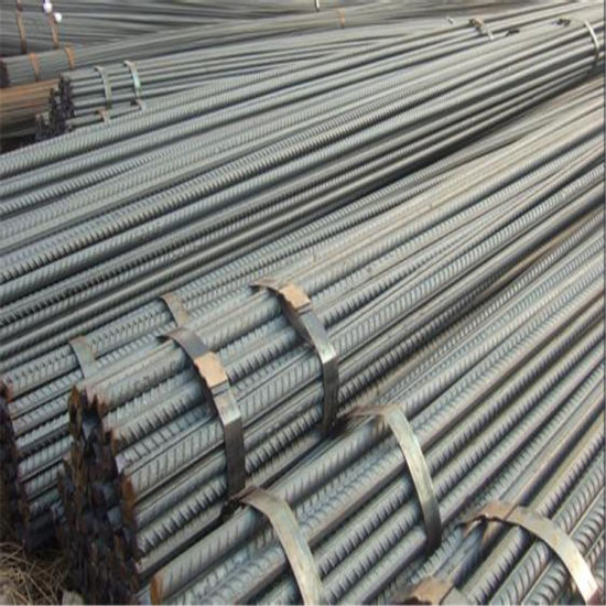 Hot Rolled Carbon Steel Rebars A615 Grade 60 pictures & photos