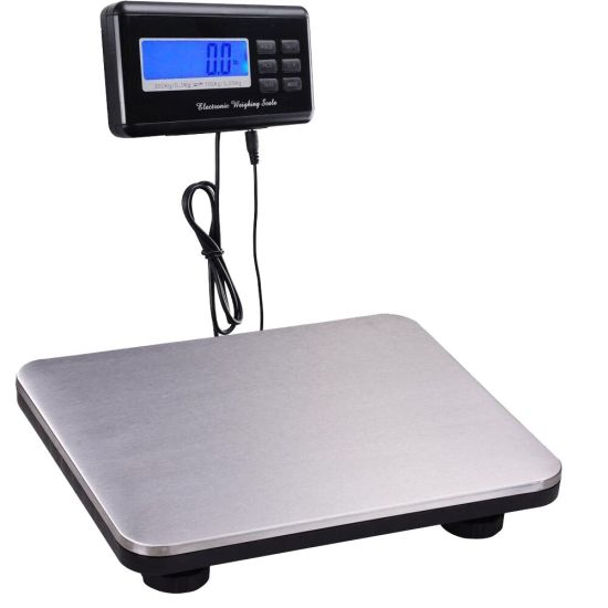 Multifunction Digital Electronic Weighing Scale with LCD Display