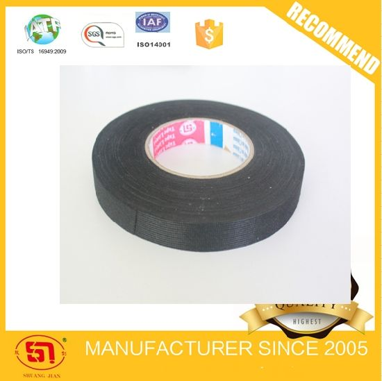 Automotive Wire Harness Fleece Tape for Auto Usages pictures & photos
