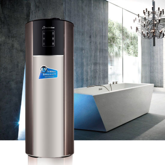 X9 WiFi Control Heat Pump Hot Water, Hybrid Water Heater