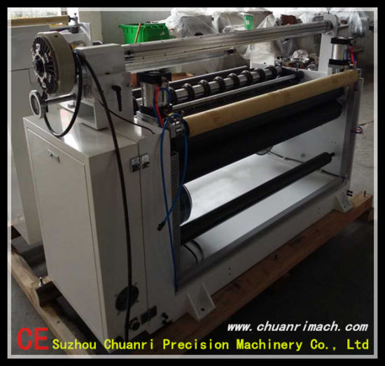 Laminator with Slitting Function Using in The Clothes Making and Plasticm Industry pictures & photos