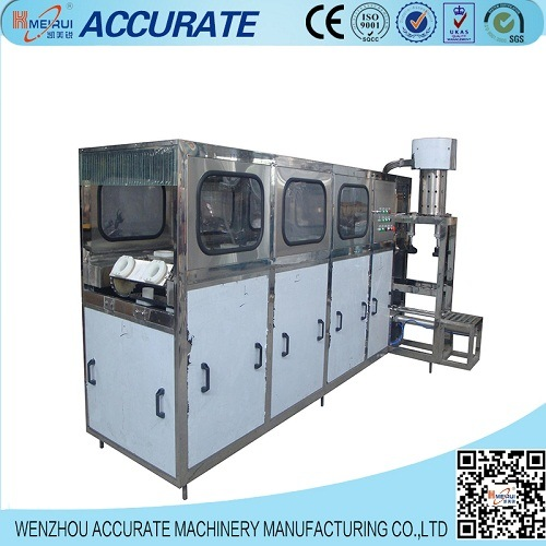 Automatic 5 Gallon Bottle Washing Filling Capping Machine