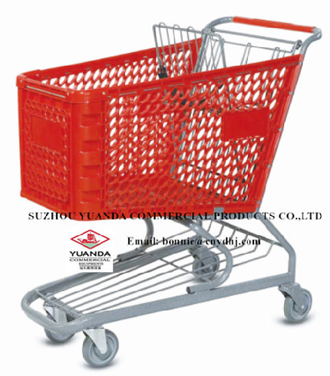 Ley Manufacturersponsored Products/Suppliers. Supermarket Plastic Shopping Cart Trolley