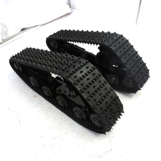 1000*255*650 ATV Rubber Track System Convert System/Kits in Stock for Sale pictures & photos