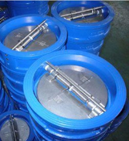 GB Standard OEM Stainless Steel Wafer Butterfly Check Valve (H77X-10/16)