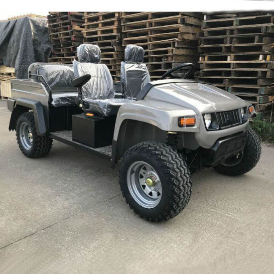 China Wholesale 4 Seater off Road Golf Carts Utility Cart with High Speed